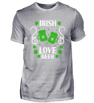 Irish Have No Fear Tee Gift Idea