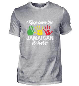Jamaicans Keep Calm Jamaica