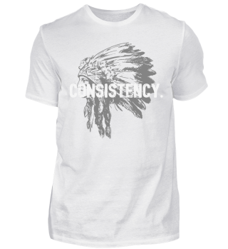 Consistency White LYLF Front