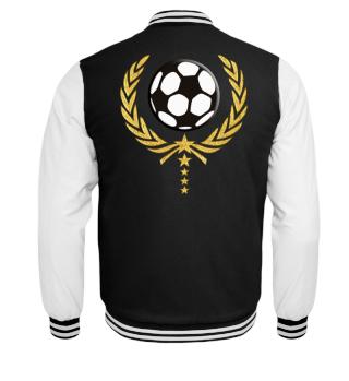 ★ Fussball Siegerkranz 5 Sterne Team 3