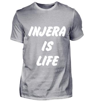 Injera T-Shirt Habesha