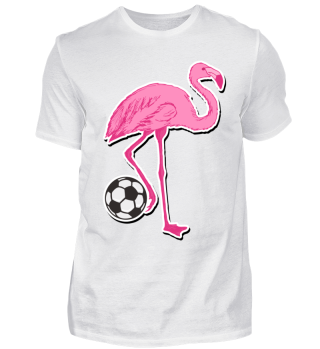 Play Soccer - Casual Kicking Flamingo 2