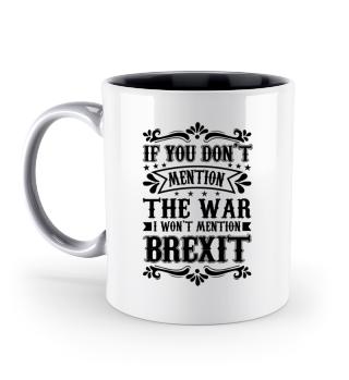 Brexit Fun Kaffe Tasse