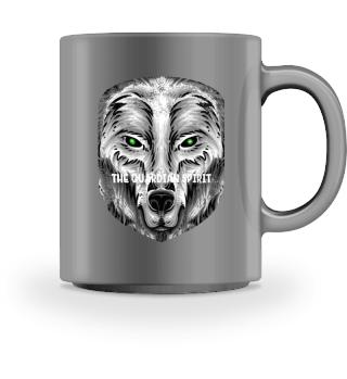 ♥ SCHUTZGEIST · WOLF · FORM #2WT