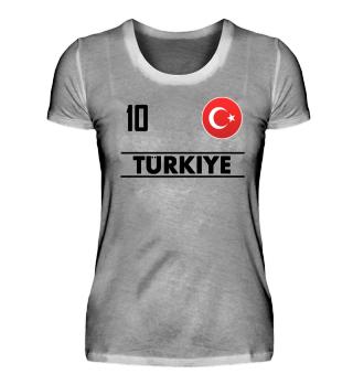 TÜRKEI Fussball Design