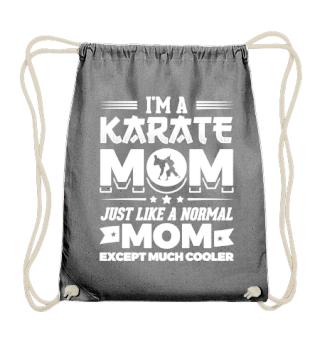 I'm a Karate Mom!