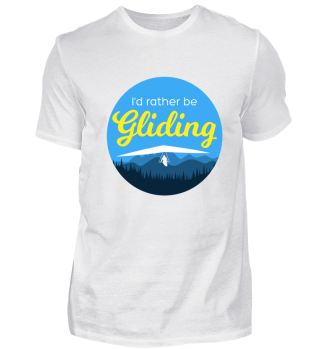 I'd rather be gliding