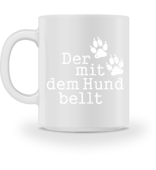 Der Mit Dem Hund Bellt 2