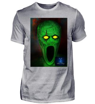 Geist Silent Army mit Logo