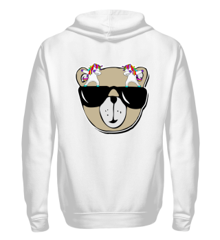Dabbing Unicorns - Cool Teddy Bear 2