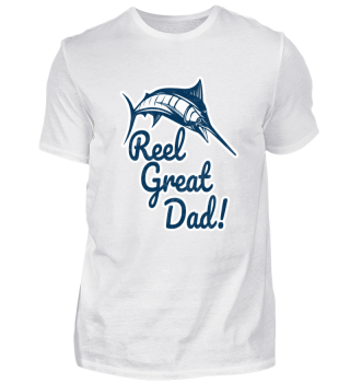 Funny Fisherman Tshirt for Dads