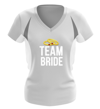 Team Bride Funny Weddings Party Gift