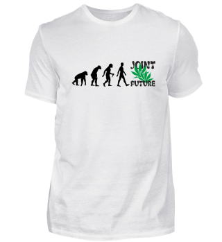 Evolution Of Humans - Joint Future I