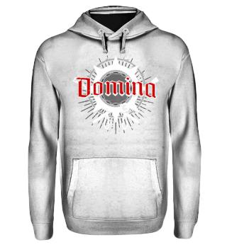 Domina - Design - Hoodie Geschenk