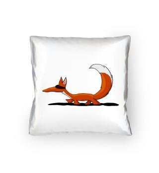 Mr. Fuchs - sneaky fox Kissen