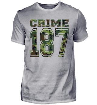 187 Crime Street Clyde Bonnie Thug