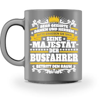 Lustiger Spruch Busfahrer Geschenk