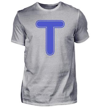 Alphabet - Letter - T