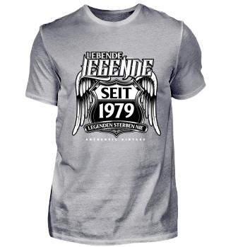 Lebende Legende seit 1979