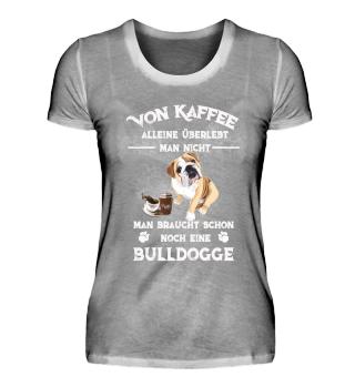 Kaffee Bulldogge