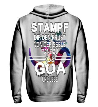 Limitierte Edition - Stampf zu Goa 2.0 B