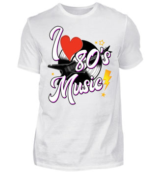 RETRO - I LOVE 80's MUSIC