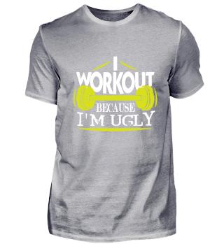 Fitness Bodybuilding Workout Geschenk