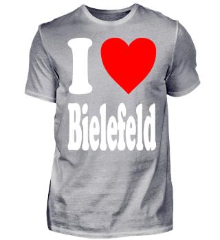 I love Bielefeld