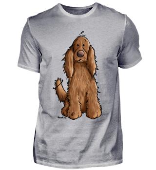 Drolliger Cocker Spaniel - Hund - Dog