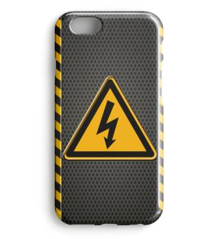 Warnung vor Elektrizität 0148