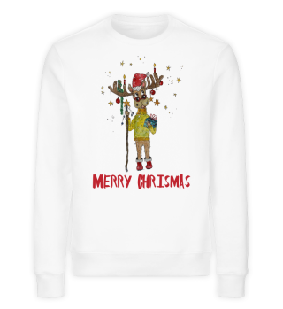 Weihnachts-Elch