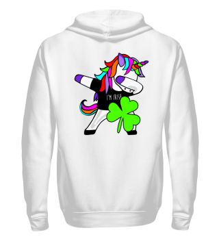 Dabbing Unicorn - Irish Luck Dab 1