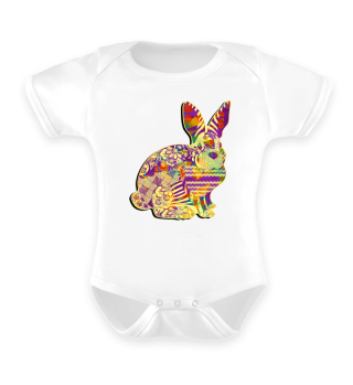 ★ Artistic Ethno EASTER BUNNY 8