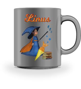 Einschulung Linus