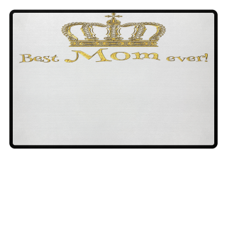 ♛ Royal Crown - Best Mom Ever