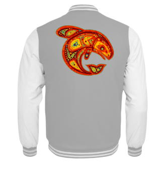 ★ Native American Totem Orca Whale 7