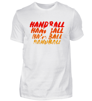 Handball Sports Shirt Gift