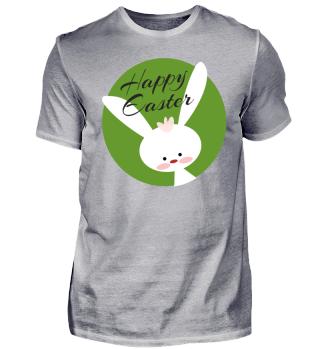 ★ Cute Happy Easter Bunny Greetings 1