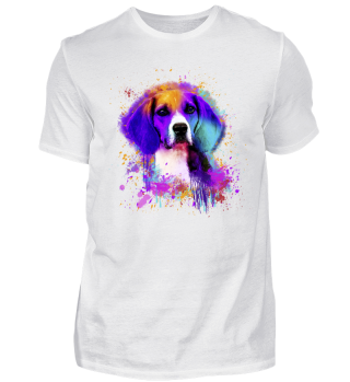 bunter Beagle T-Shirt