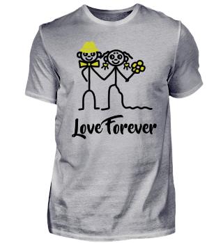Hochzeit Paar - Love Forever