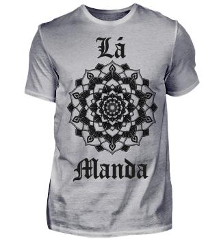 Lá Manda (Mandala Design)