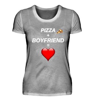 Pizza Freund, Boyfriend Geschenk