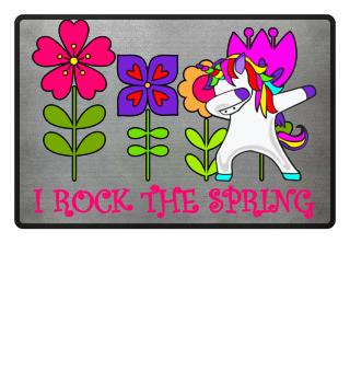Dabbing Unicorn - I Rock The Spring