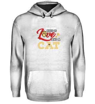 Cat / Cat Lover Shirt