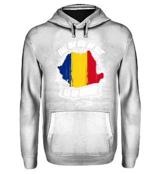 Egal wie geil du bist, ich bin Rumänin
