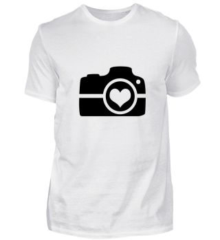 Camera Heart - Love Fotography