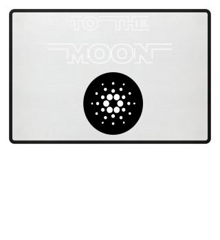 To the moon Cardano