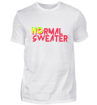 No normal sweater