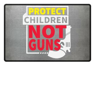 Protect Children Not Guns Gun Shirt