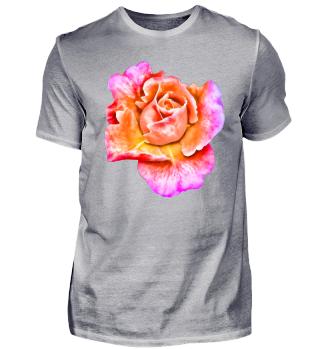 rosen t-shirt Geschenkidee